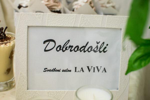 Svadbeni salon La Viva